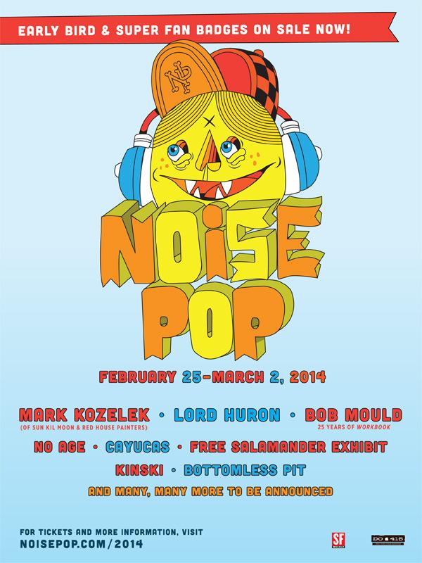 Noise Pop 2014